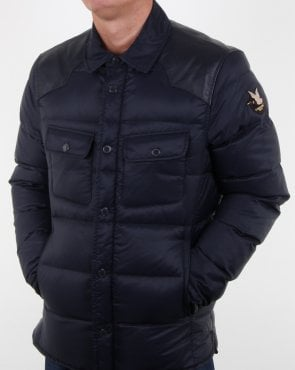 Chevignon Smooth Down Jacket Navy