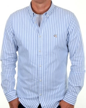 Chevignon Striped Togs Shirt Navy