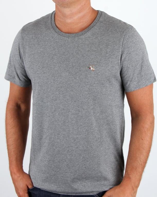 Chevignon T-togs T Shirt Grey Marl