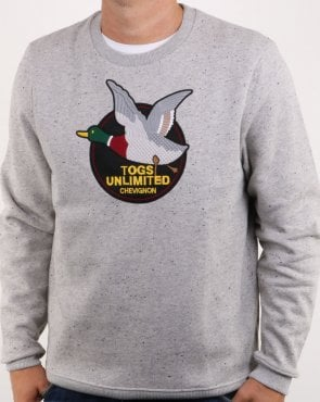 Chevignon Togs Unlimited Sweatshirt Grey