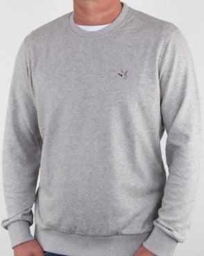 Chevignon Tooside Sweatshirt Grey Marl