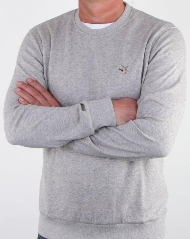 Chevignon Tooside Sweatshirt Grey Marl