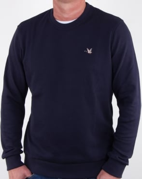 Chevignon Tooside Sweatshirt Navy