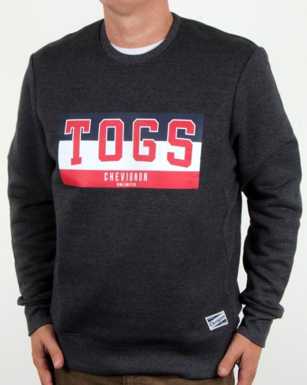 Chevignon Trocool Sweatshirt Black