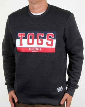 Chevignon Trocool Sweatshirt Black