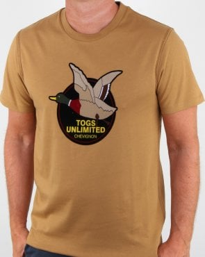 Chevignon Unlimited T-shirt Mustard