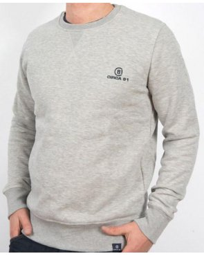 Circa 81 Sweatshirt in Grey