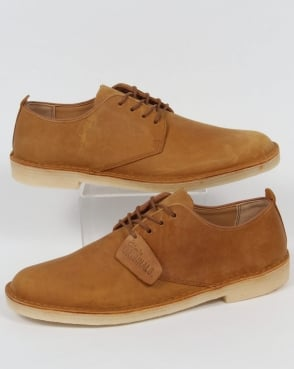 Clarks Originals Desert London Mustard