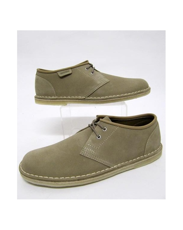 Clarks Originals Jink Shoe In Suede Sand