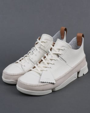 Clarks Originals Trigenix Flex White