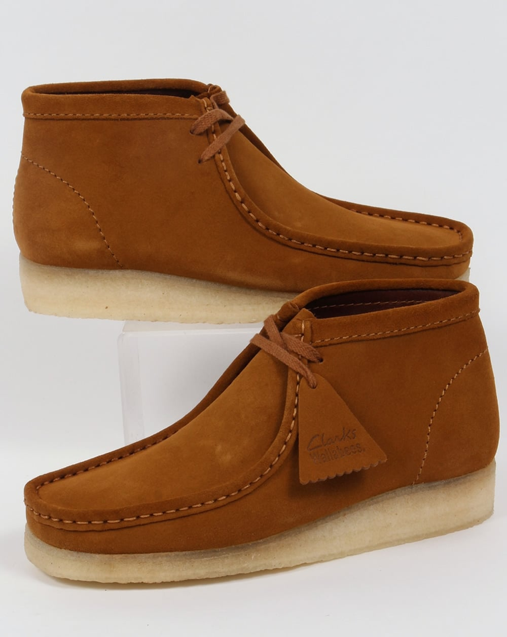 Shoes Like Clarks Wallabees