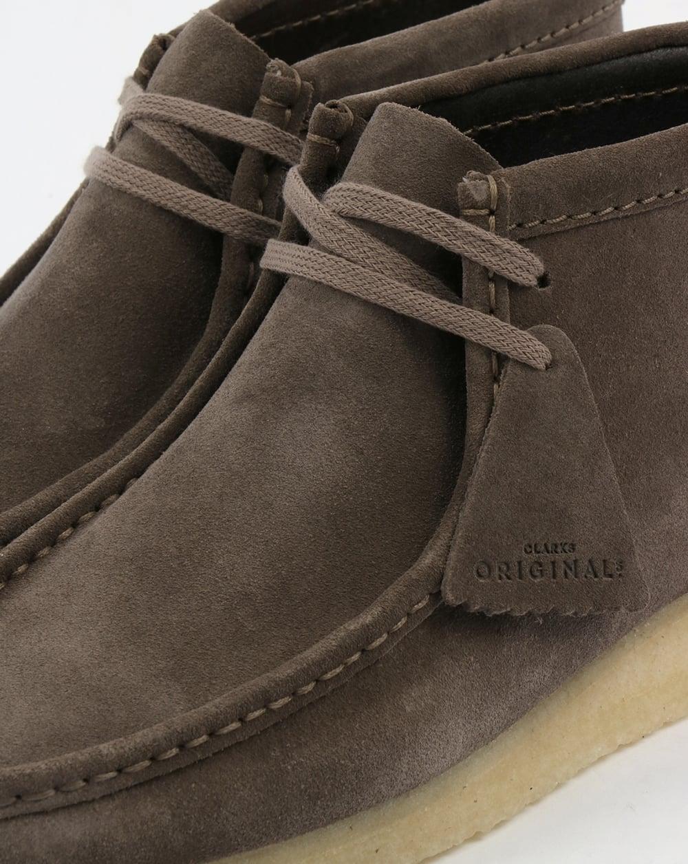 Clarks Originals Wallabee Suede Boots
