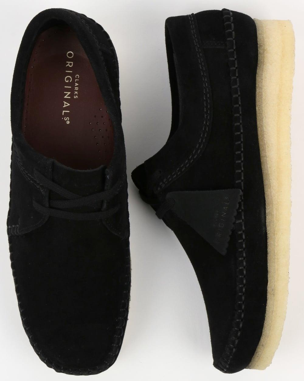 Clarks Originals Weaver Suede Shoes