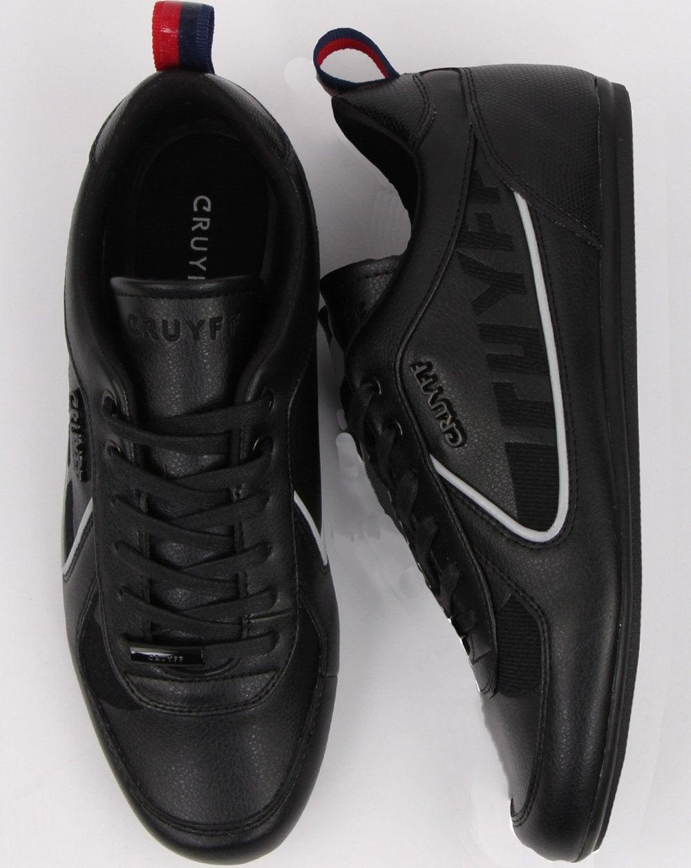 Cruyff Classics Cruyff Nite Crawler V2 Black Trainers CC7780193590