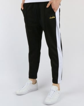 Diadora 80s Cropped Track Pants Black