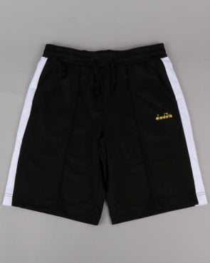 Diadora 80s Shorts Black