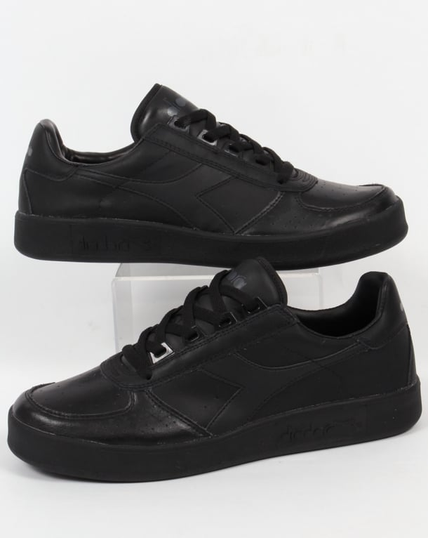 Diadora B. Elite III Trainers Black/Black