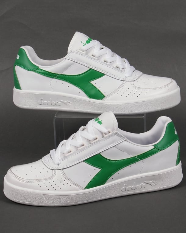 Diadora B. Elite Trainers White/Green