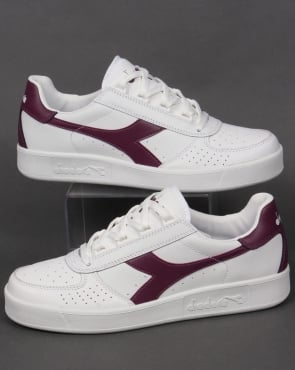 Diadora B. Elite Trainers White/Purple