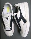 Diadora B. Original Borg Elite Trainers White/Navy