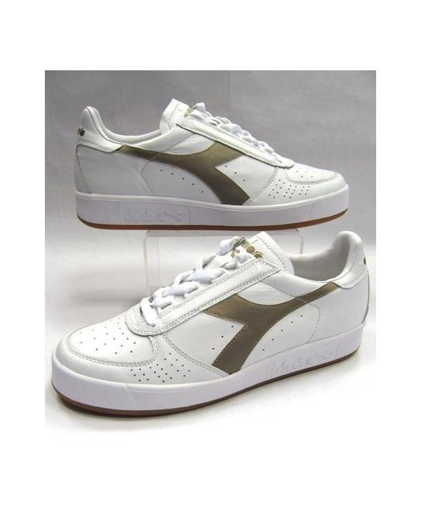 DiadoraELITE - Trainers - white/silver QNzMSoPt9