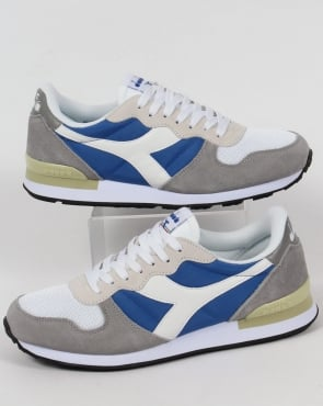 Diadora Camaro Trainers Nautical Blue/Grey