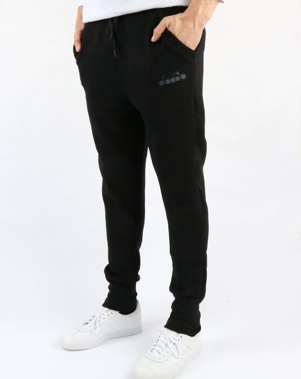 Diadora Evo PWR Training Bottoms Black