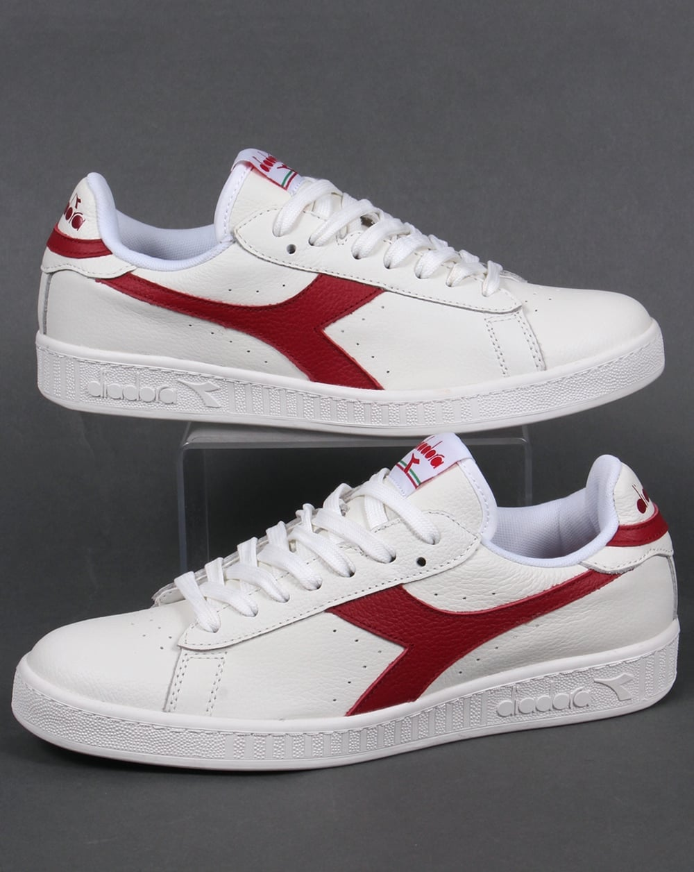 Australian Shoes Red