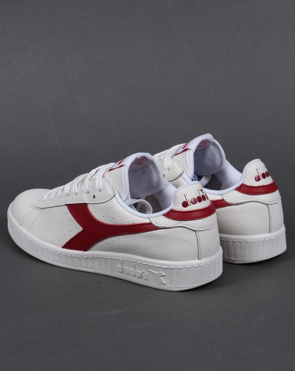 DIADORA GAME L LOW WAXED 9000 @sneakers76   Mens shoes ...