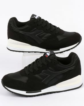 Diadora Intrepid NYL Trainers Black