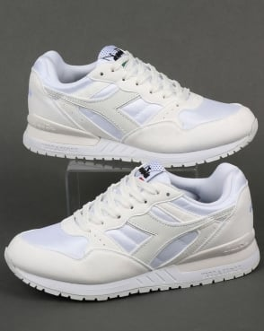 Diadora Intrepid NYL Trainers White