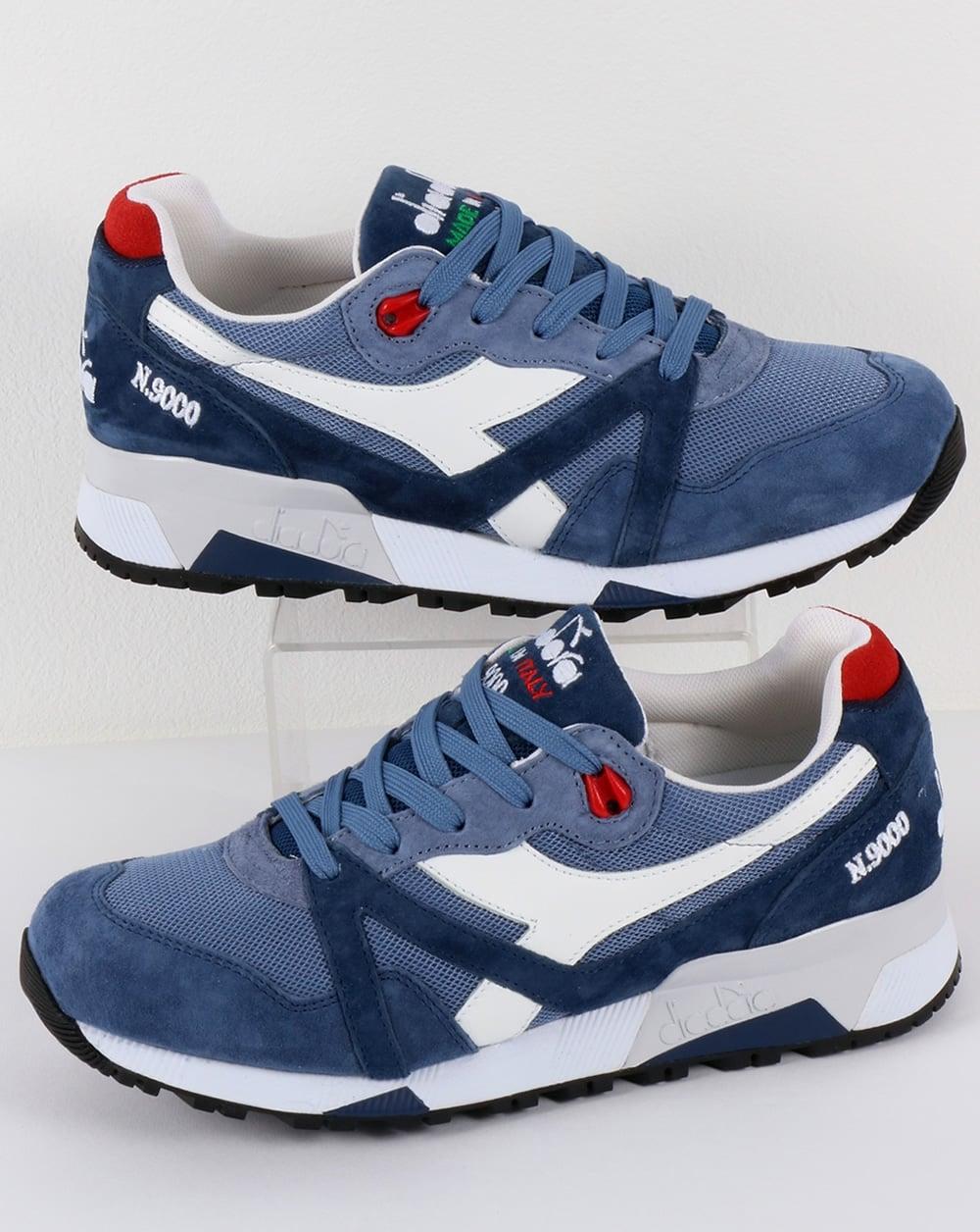 diadora n9000 blue off 54% - www