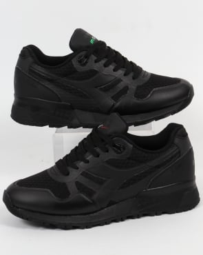 Diadora N9000 MM II Trainers Black