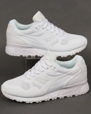 Diadora N9000 Mm Ii Trainers White/white