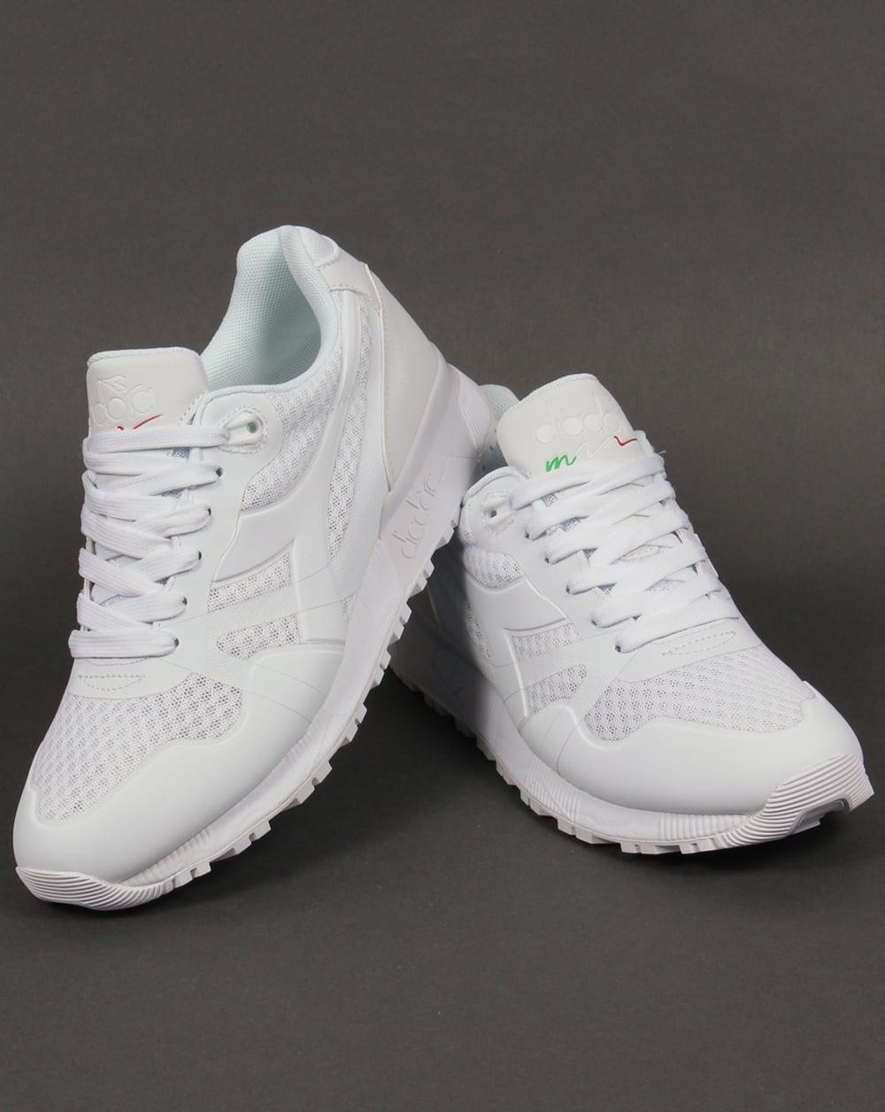 c2278aab Diadora N9000 MM II Trainers White/White