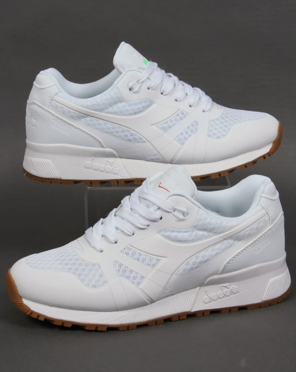Diadora N9000 MM Trainers White