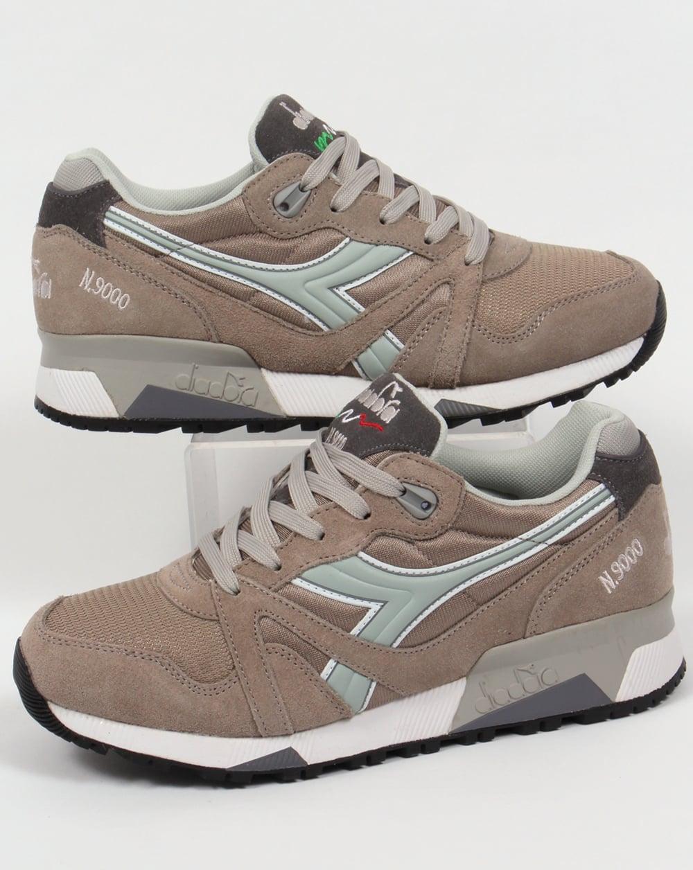 Grey N9000 sneakers Diadora agPkCsHZ