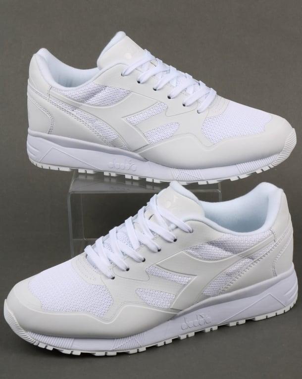 Diadora N902 MM Trainers Triple White