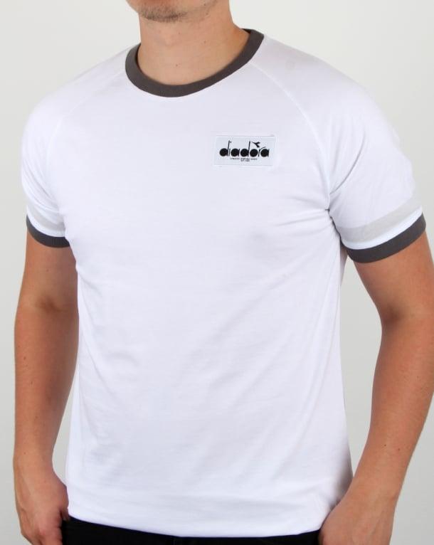Diadora Seoul 88 T Shirt White