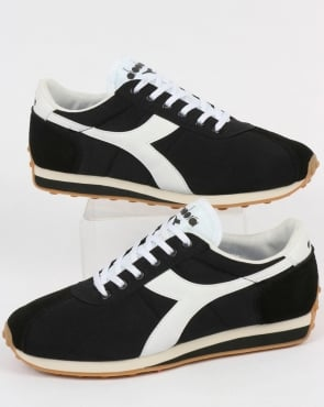 Diadora Sirio Trainers Black/white