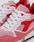 Diadora V7000 Weave Trainers Red