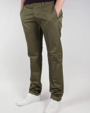 Edwin Jeans Edwin 55 Chino Military Green