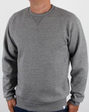 Edwin Jeans Edwin Classic Crew Sweatshirt Mouline Grey