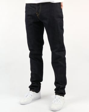 Edwin Jeans Edwin ED-45 Loose Tapered Jeans Rainbow Selvage