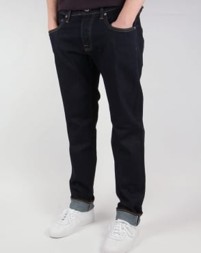 Edwin Jeans Edwin Ed-55 Regular Tapered Jeans Cs Red Listed Selvage Denim