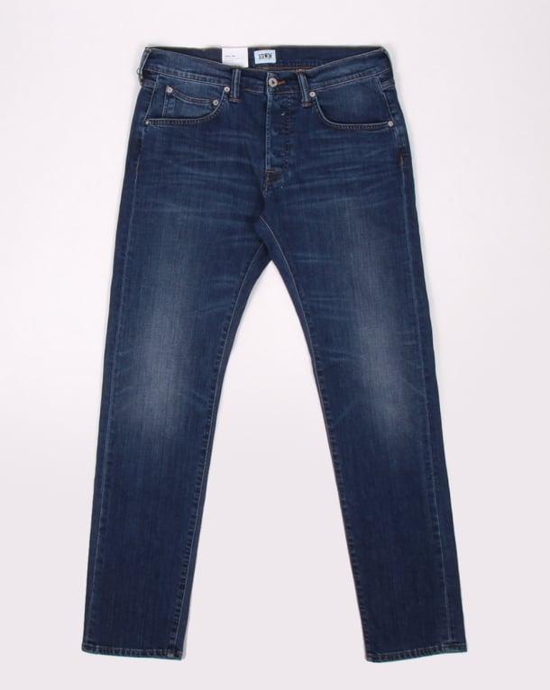 Edwin Ed-55 Regular Tapered Jeans Night Blue Denim