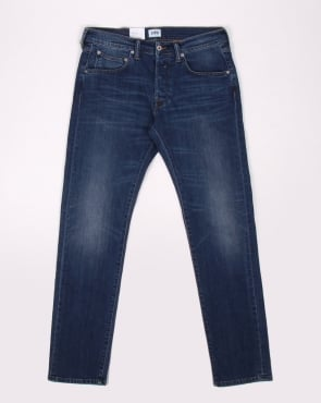 Edwin Jeans Edwin Ed-55 Regular Tapered Jeans Night Blue Denim