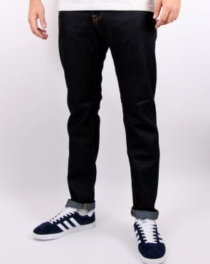 Edwin Ed-80 Jeans Deep Blue Unwashed