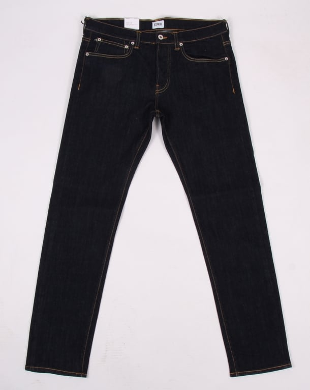 Edwin Ed-80 Selvage Jeans Red Listed Rinsed