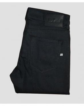 Edwin Jeans Edwin Ed80 Jeans Cs Carbon Black Denim Black